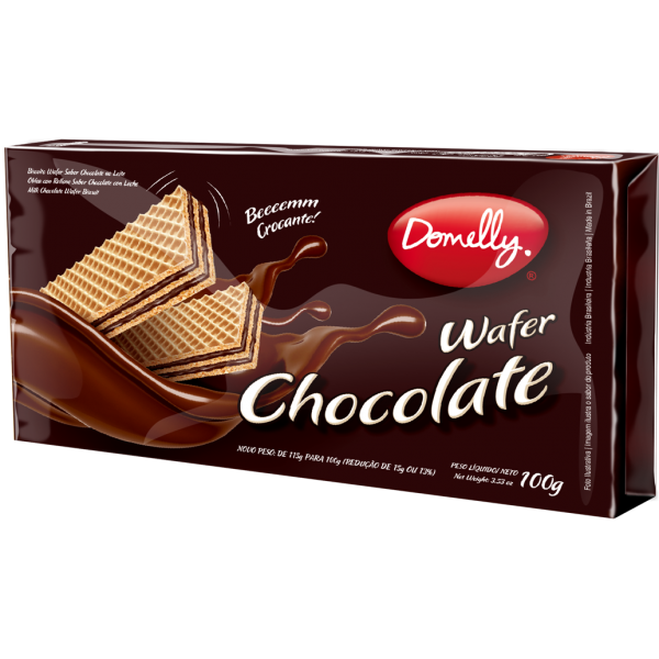 Wafer Chocolate 100g